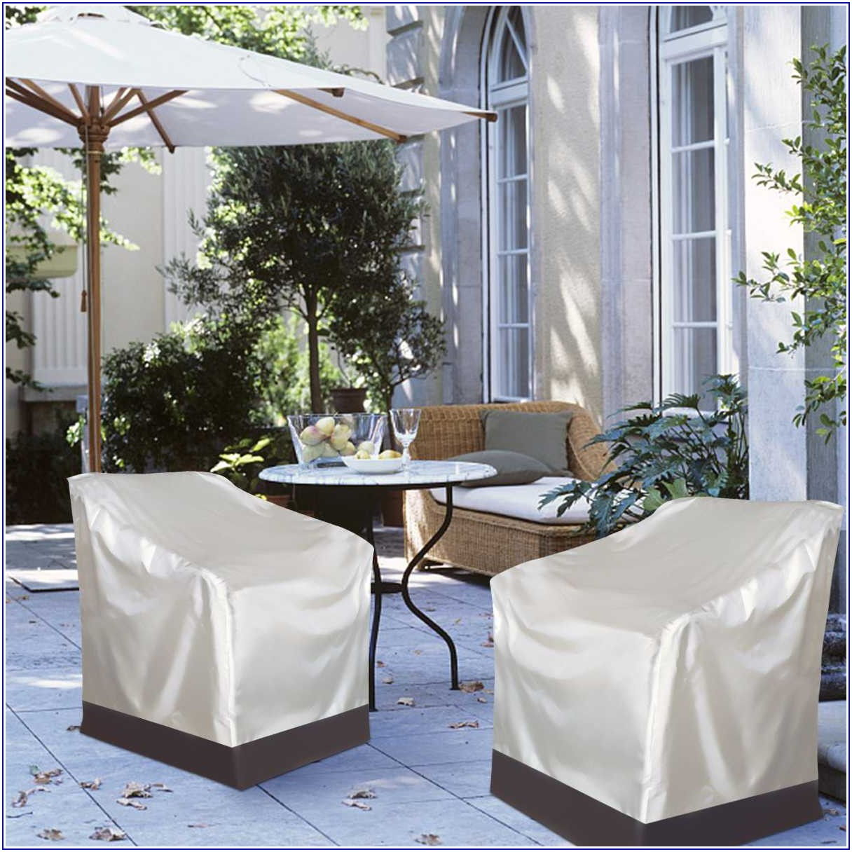 Oversized Outdoor Patio Furniture Covers