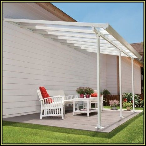 Palram Feria Patio Cover 13 X 20