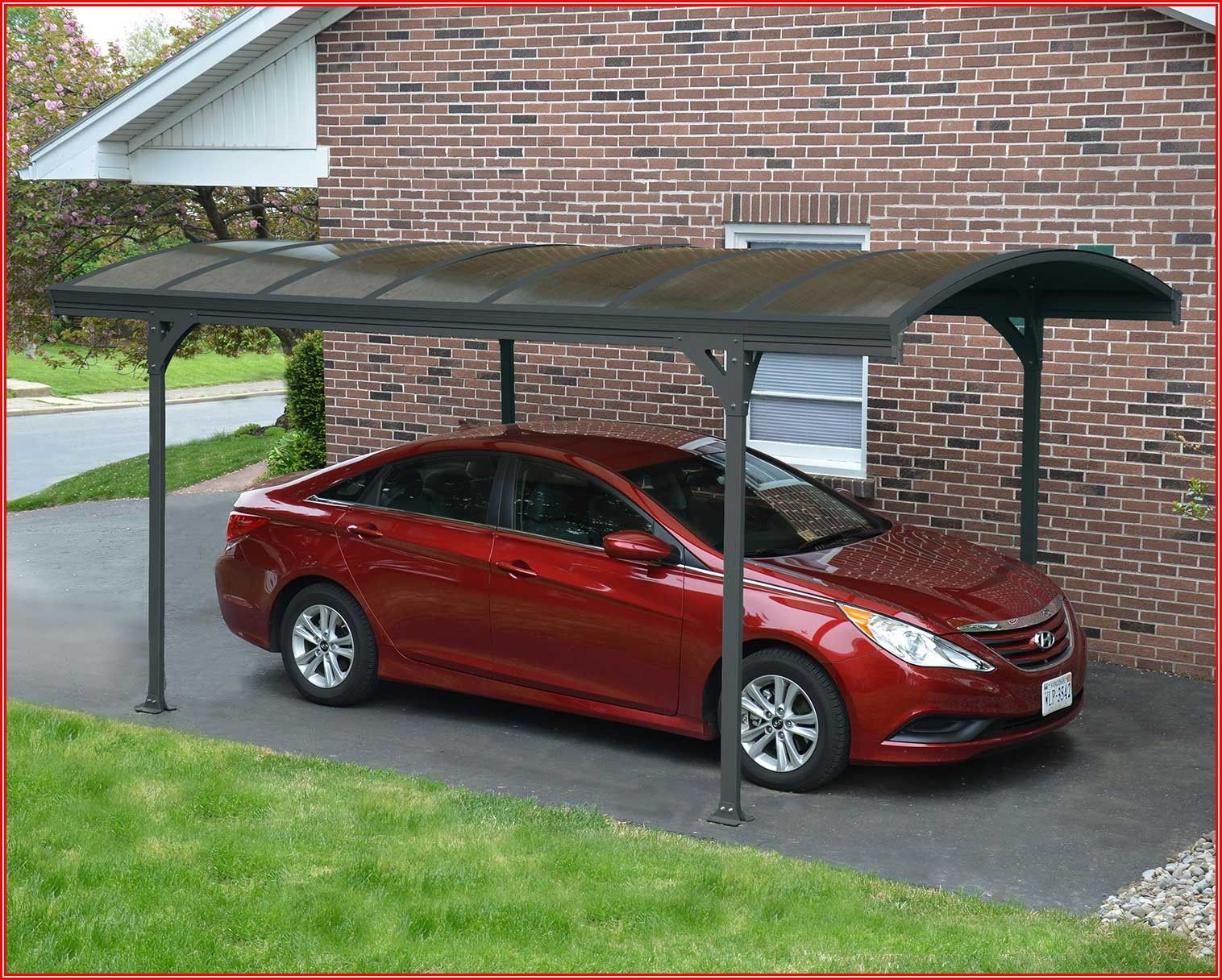 Palram Vitoria Carport Patio Cover