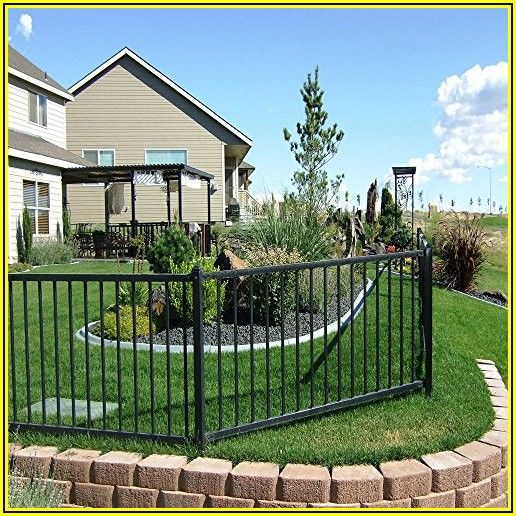 Panacea Patio And Garden Folding Fence