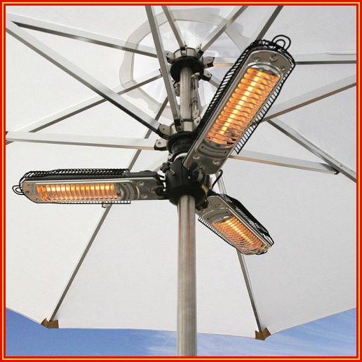 Parasol Electric Patio Heater