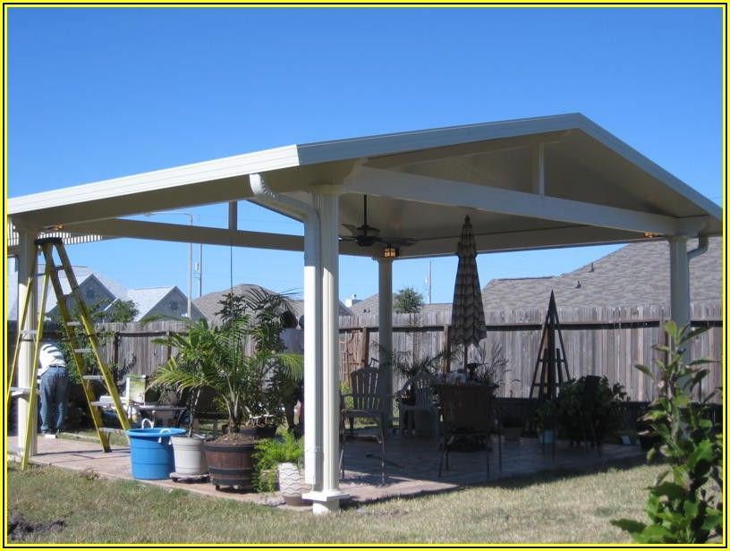 Patio Builders Conroe Tx