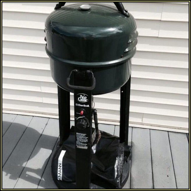 Patio Caddie Gas Grill Char Broil
