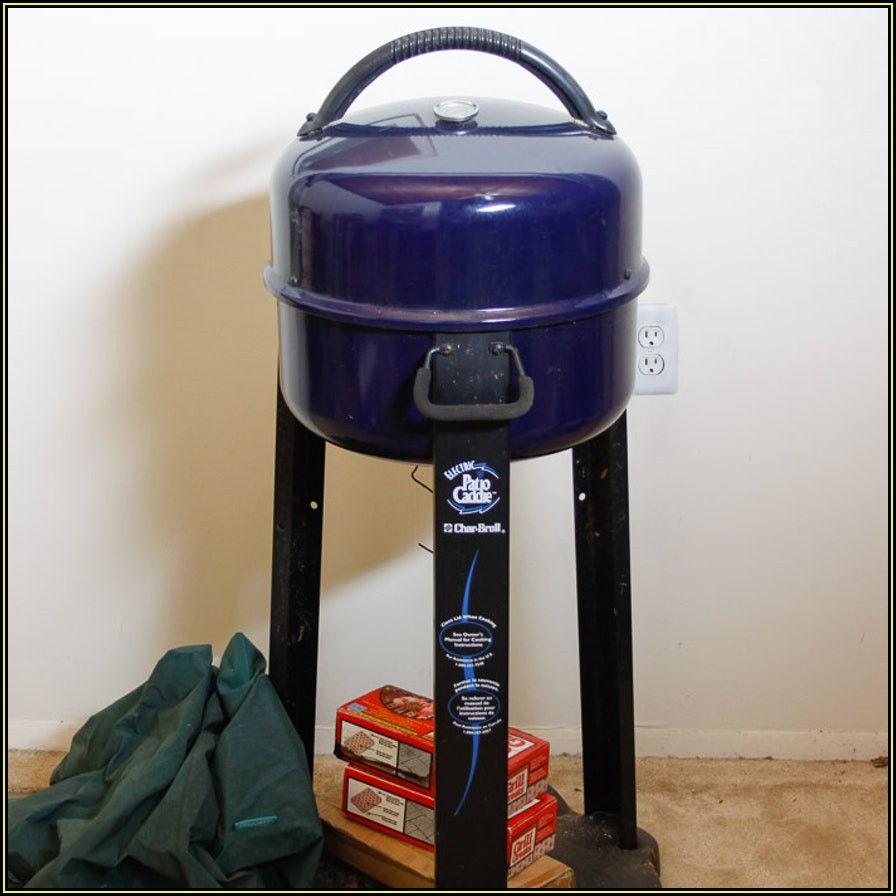 Patio Caddie Gas Grill