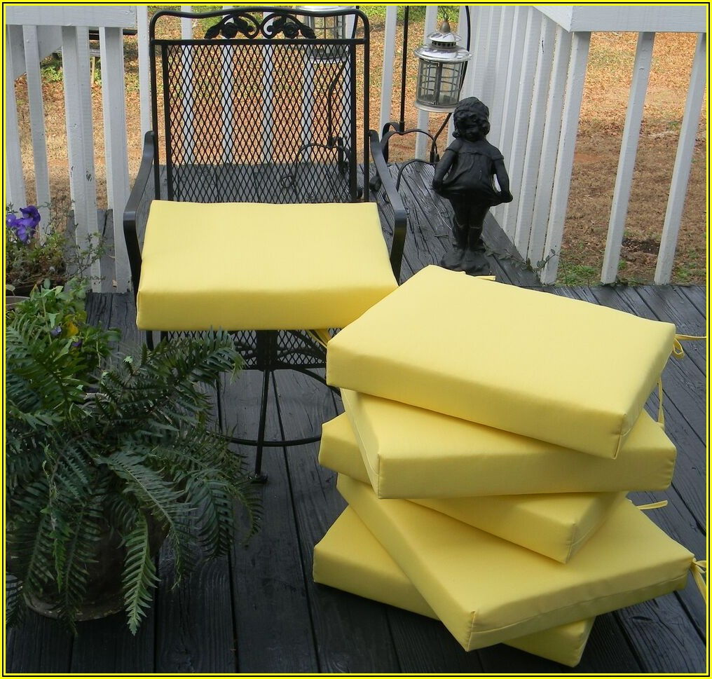 Patio Chair Cushions Set Of 6