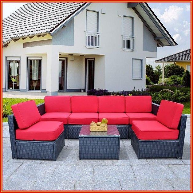 Patio Chair Cushions With Clips