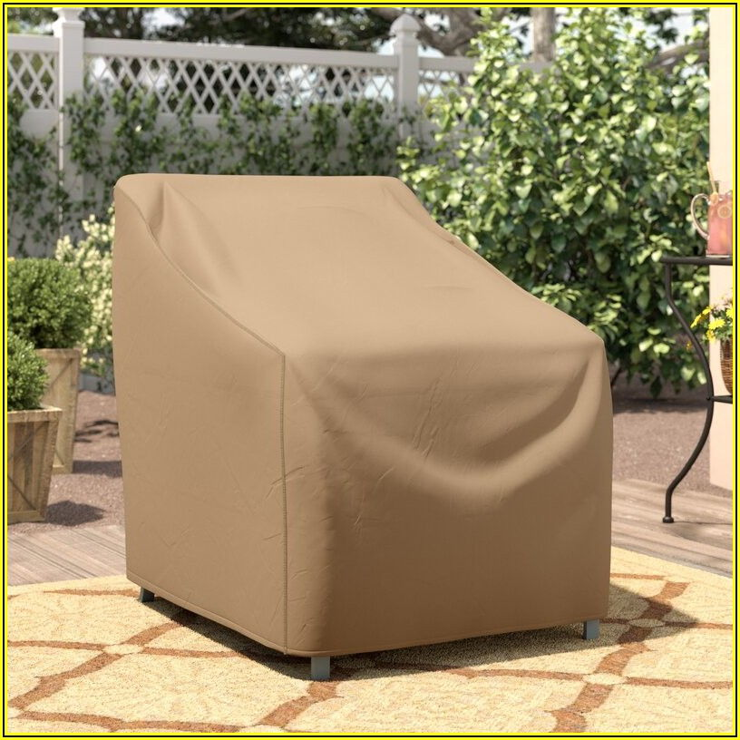Patio Chair Pad Covers