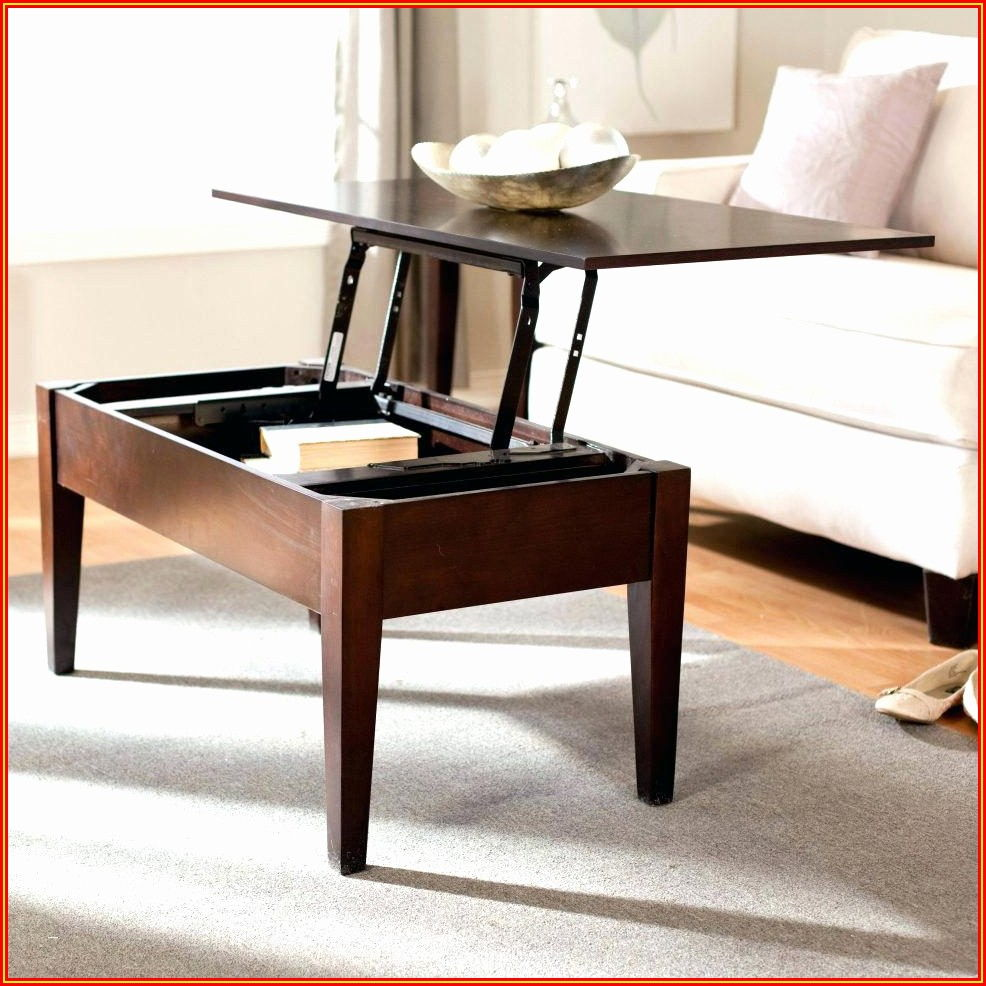 Patio Coffee Table Converts To Dining Table