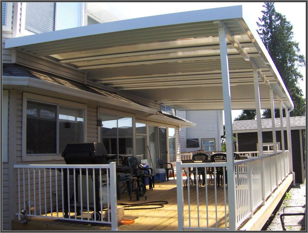 Patio Cover Aluminum Pan Roof Panels