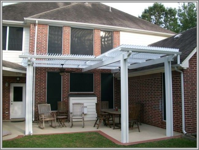 Patio Cover For L Shaped House