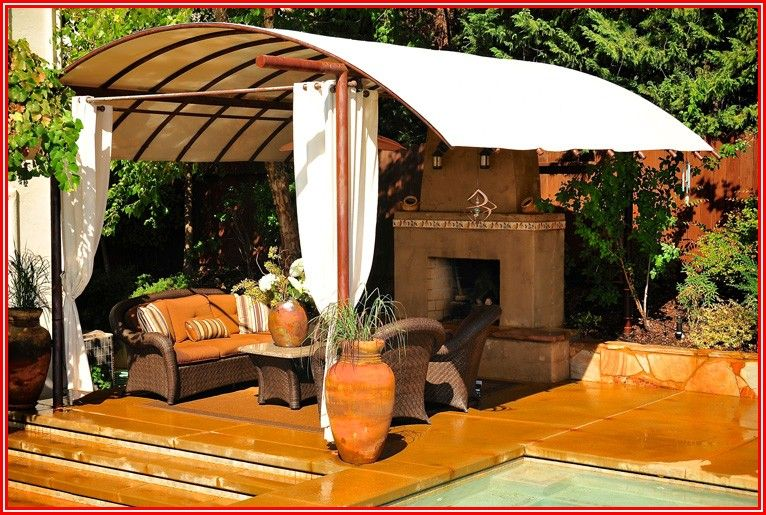 Patio Cover Ideas For Rain