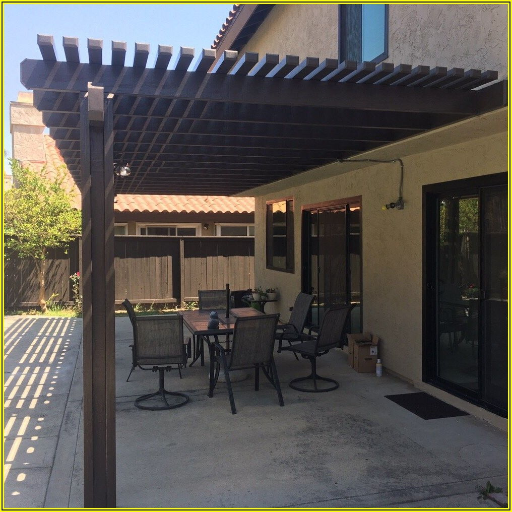 Patio Covers Chula Vista