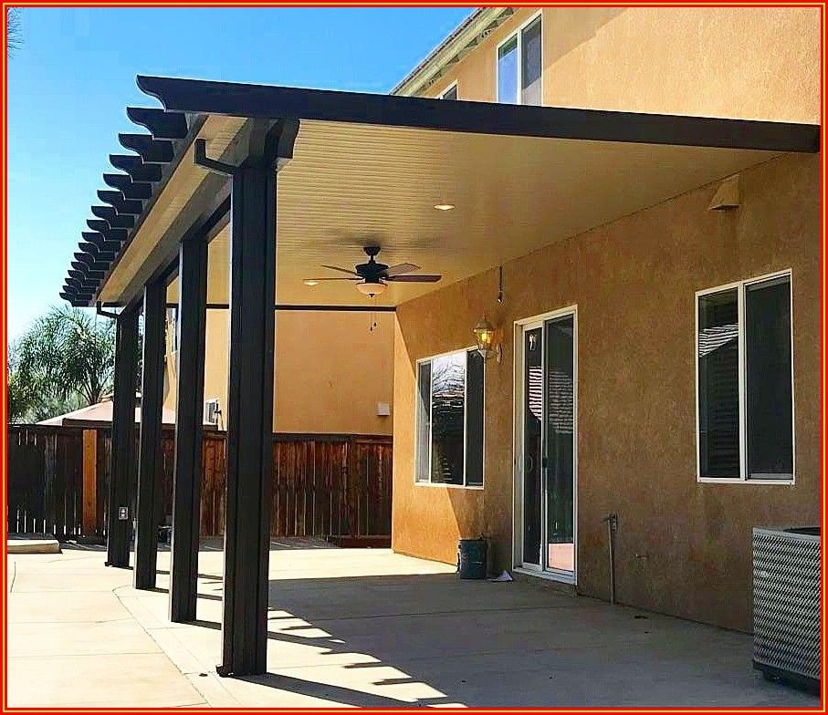 Patio Covers With Ceiling Fans