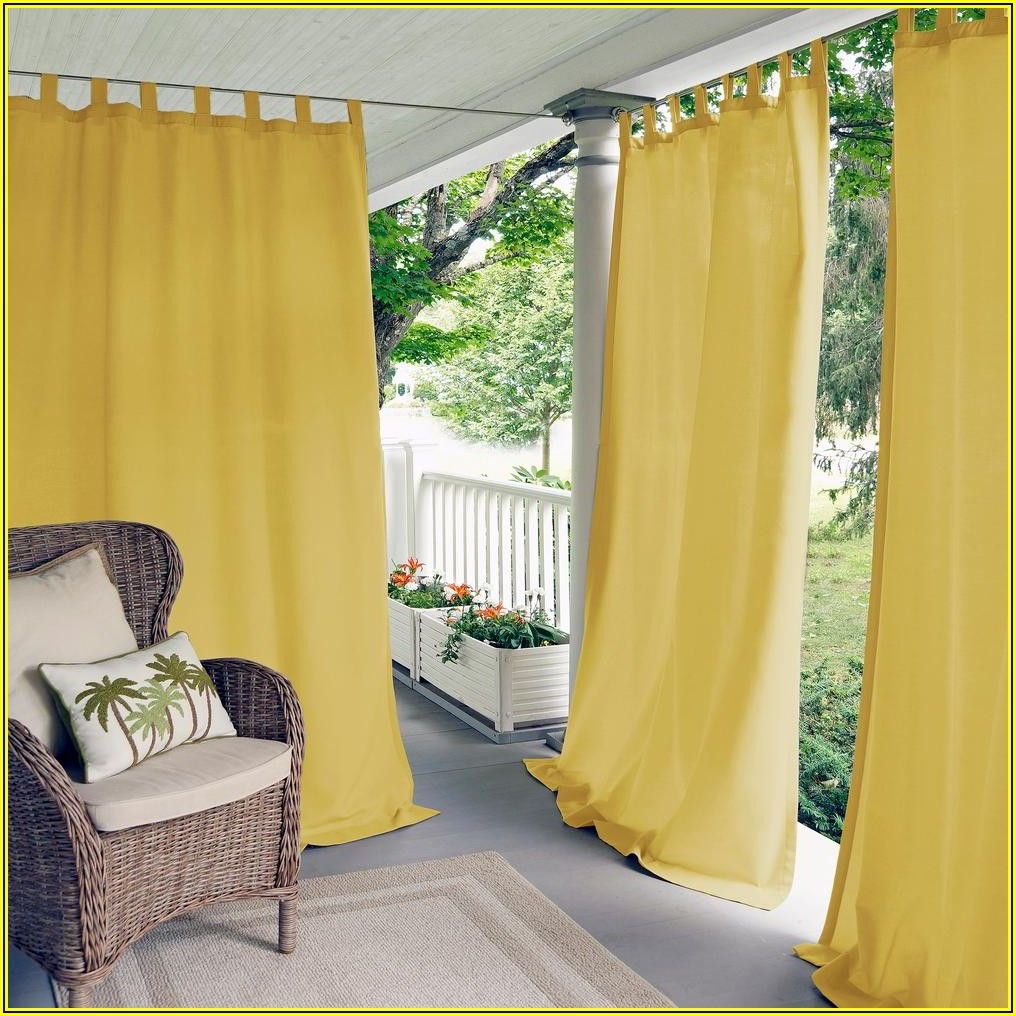 Patio Curtains Home Depot