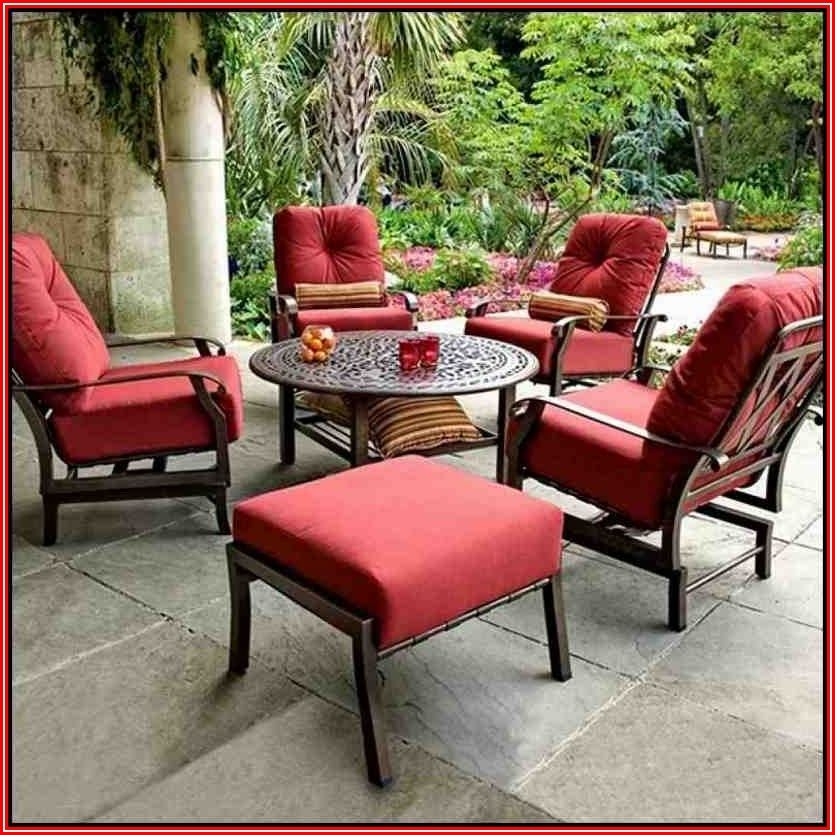 Patio Cushion Replacement Slipcovers