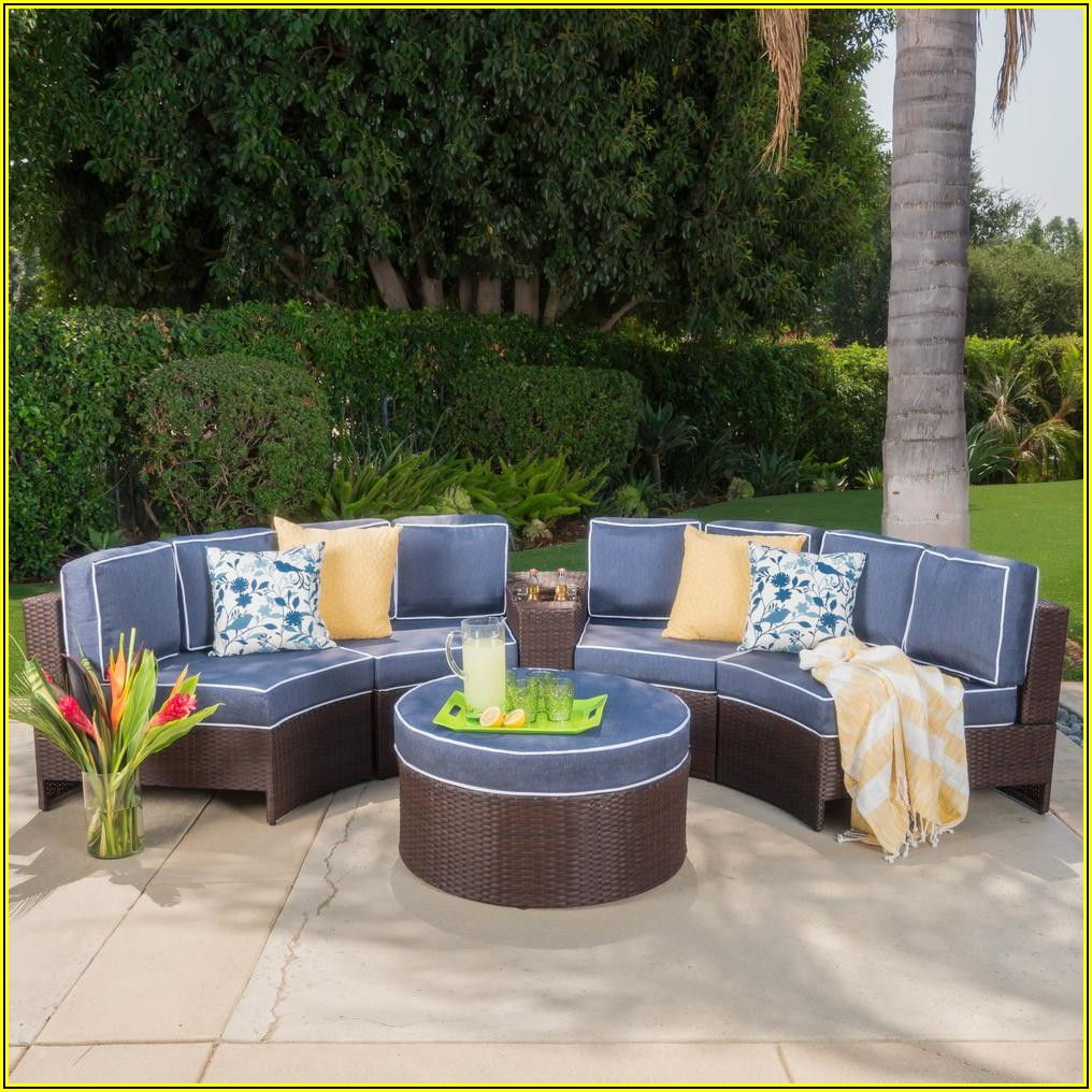 Patio Cushion Set Of 6