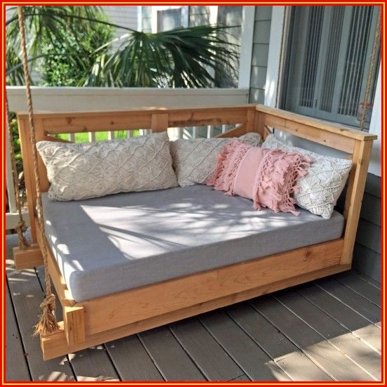 Patio Daybed Replacement Cushion