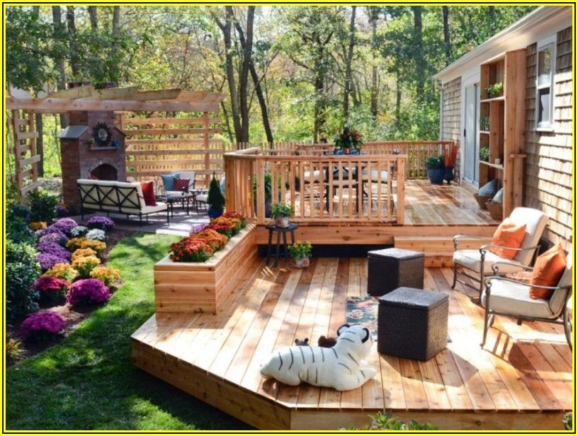 Patio Deck Ideas On A Budget