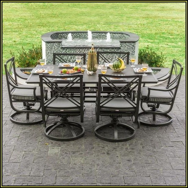 Patio Dining Chairs Set Of 6
