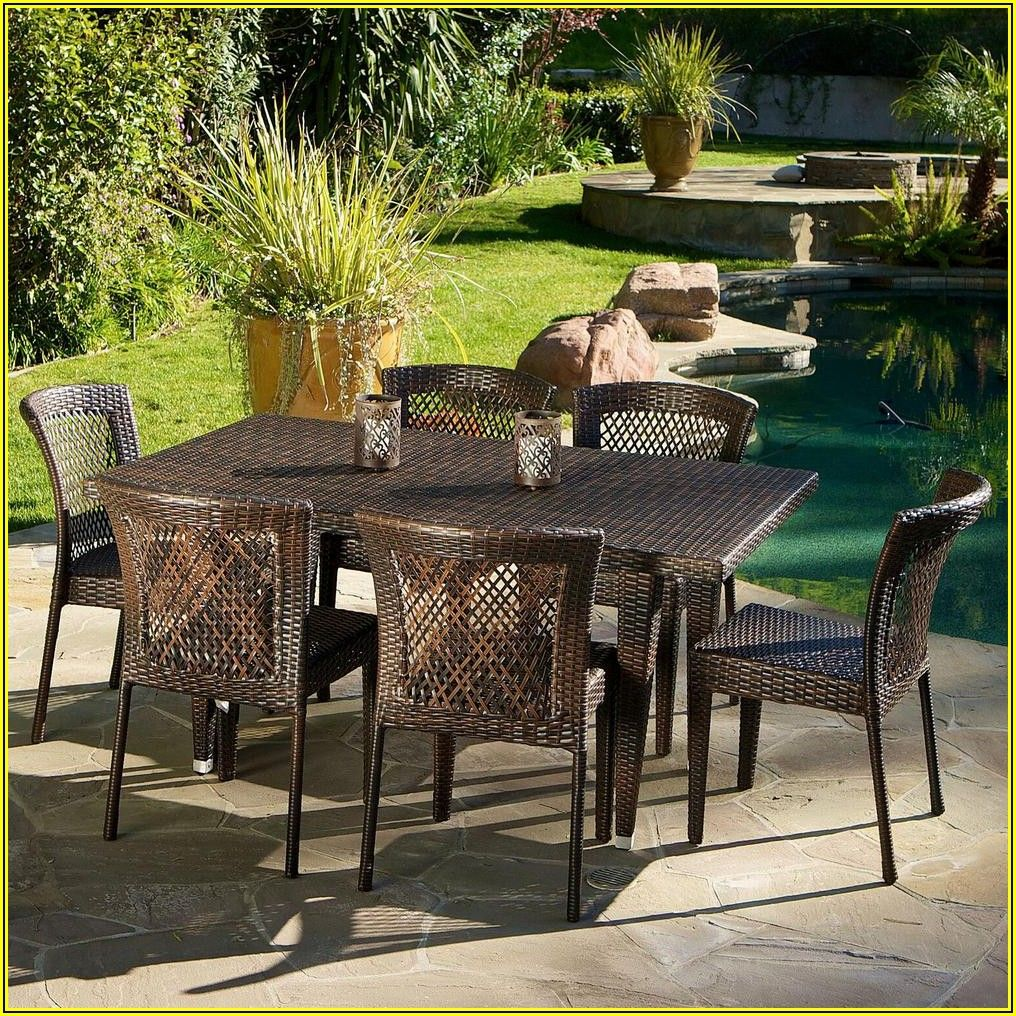 Patio Dining Set For Two