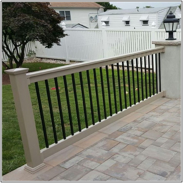 Patio Door Barrier Railing Home Depot