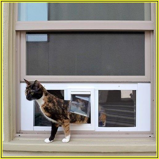 Patio Door Cat Flap Insert Uk