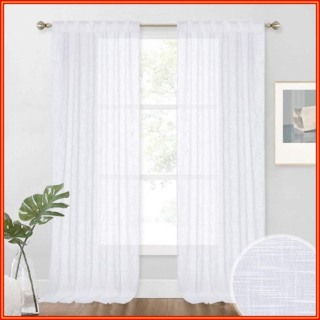 Patio Door Curtains 95 Long