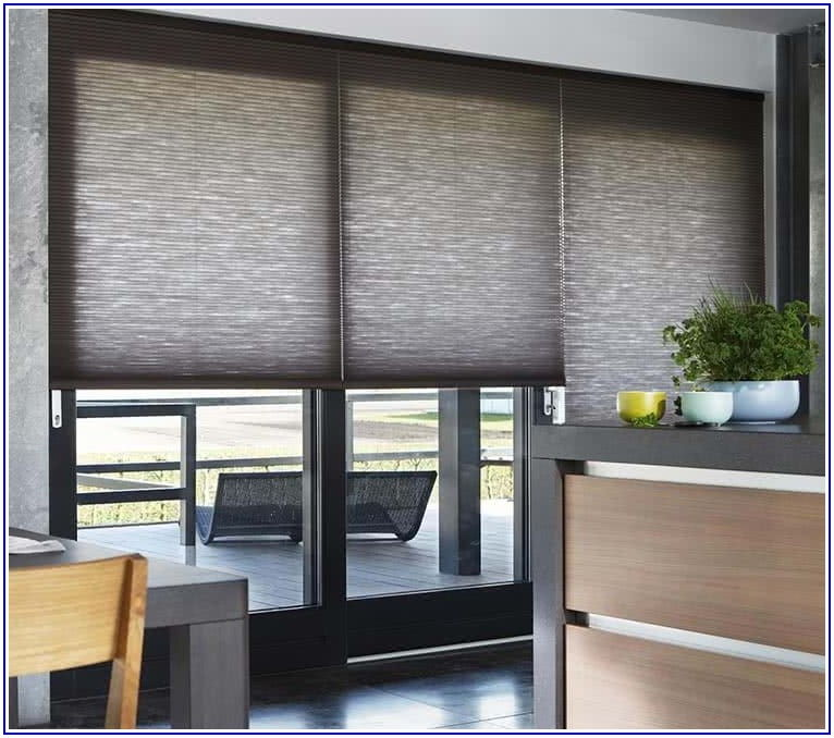 Patio Door Replacement Blinds