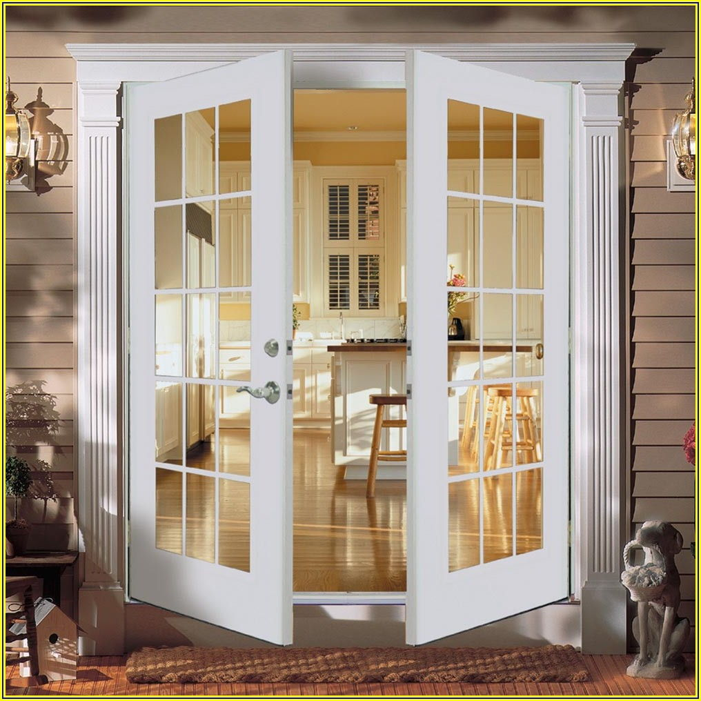 Patio Doors Swing In Or Out