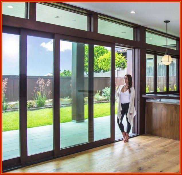 Patio Doors That Both Open