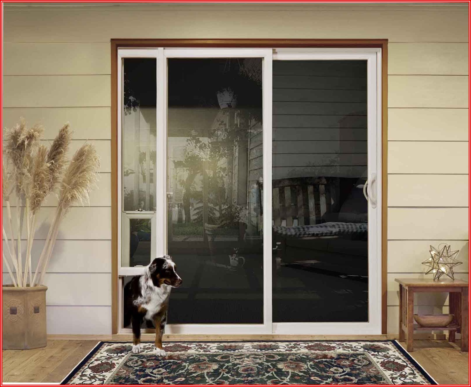 Patio Doors With Built In Screens