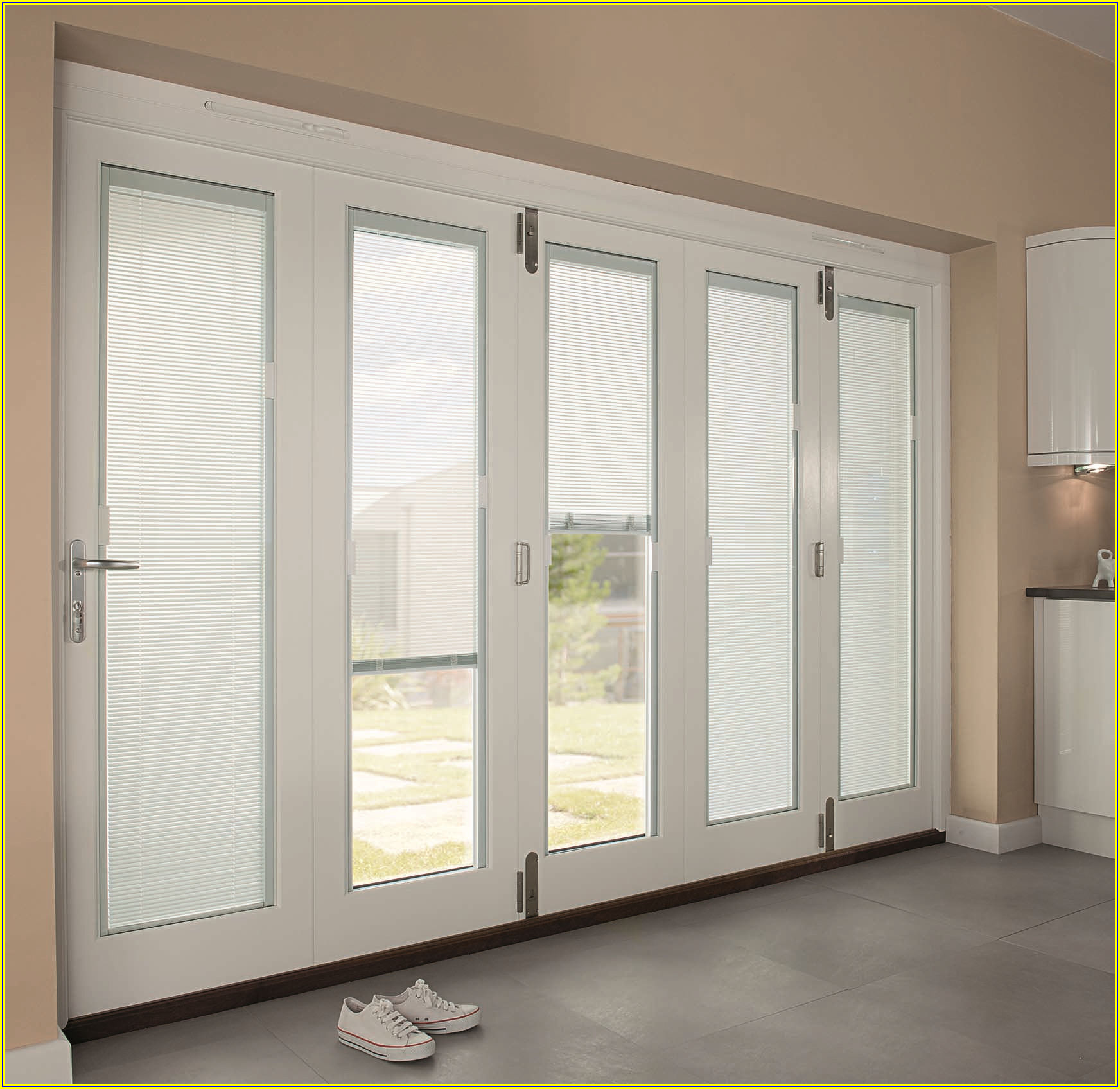 Patio Doors With Internal Blinds