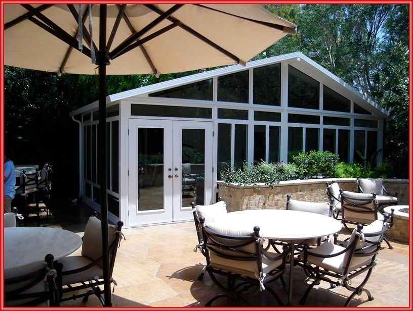 Patio Enclosures Las Vegas