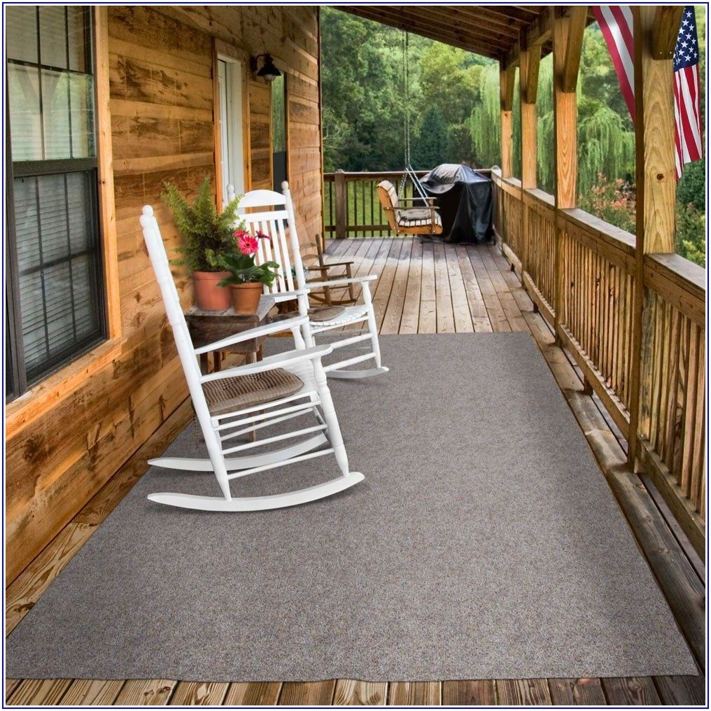 Patio Floor Covering Ideas