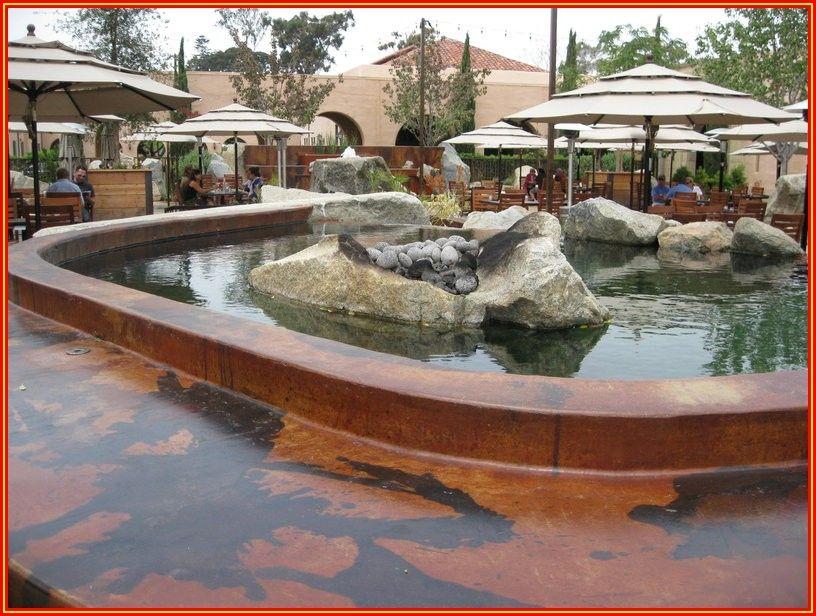 Patio Fountains San Diego