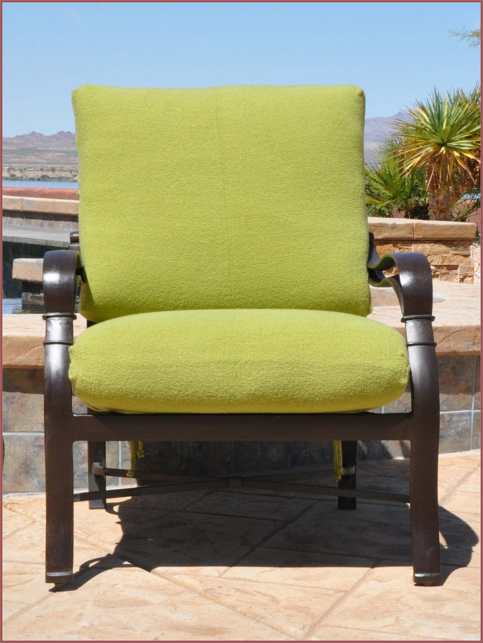 Patio Furniture Cushion Slipcovers