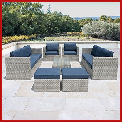 Patio Furniture No Assembly Required