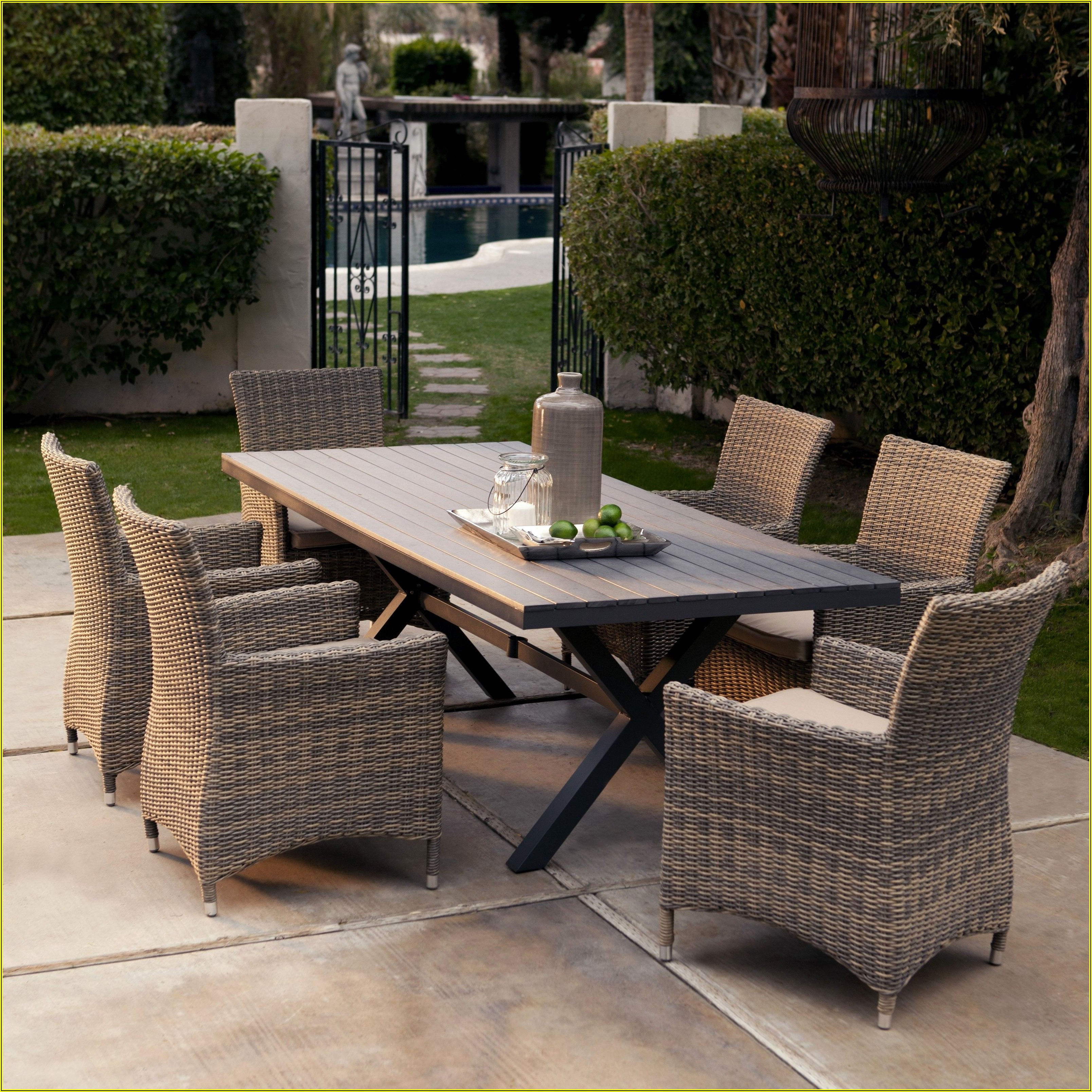 Patio Furniture Pick Up Today