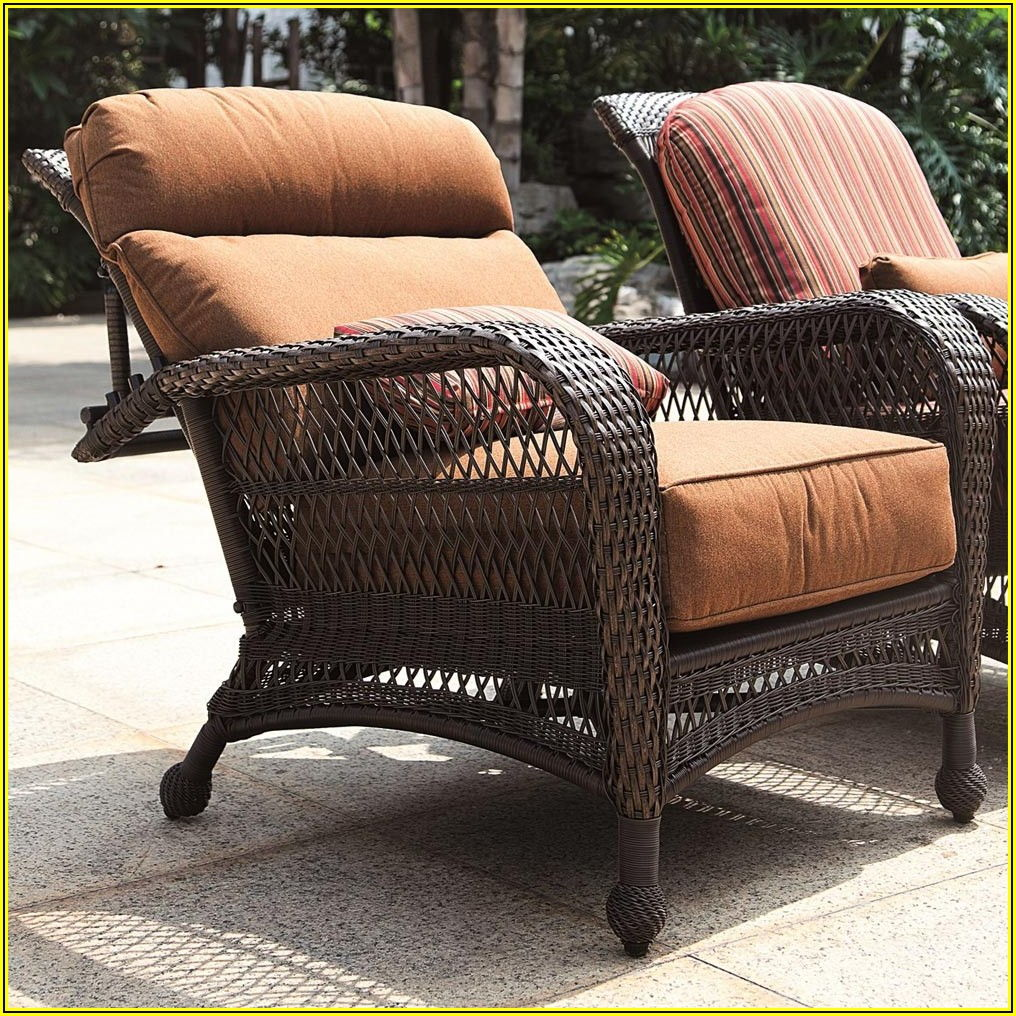 Patio Furniture Reclining Chairs