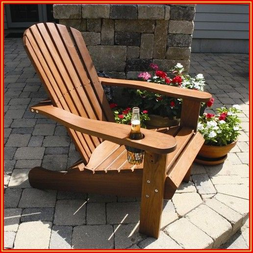 Patio Furniture With Cup Holders