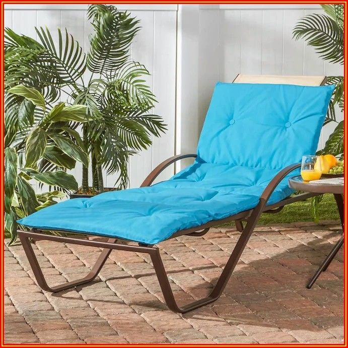 Patio Furniture With Teal Cushions