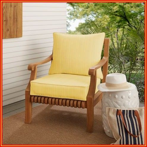 Patio Furniture With Yellow Cushions