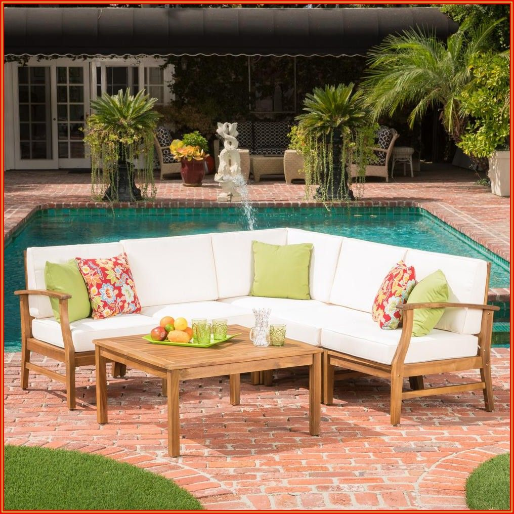 Patio Furniture Wood Stain