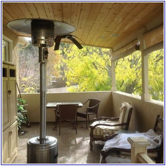Patio Heater Model Hss A Ss
