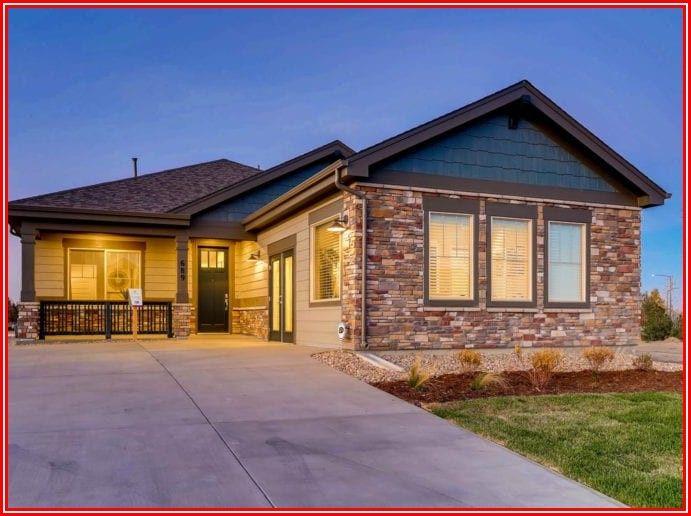 Patio Homes Erie Colorado