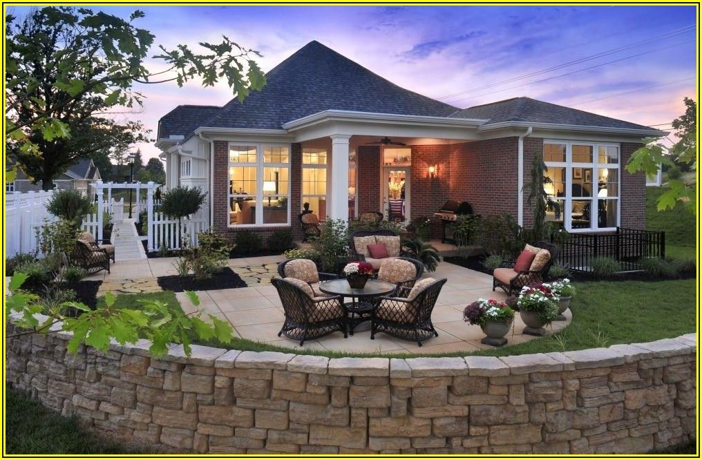 Patio Homes West Chester Ohio