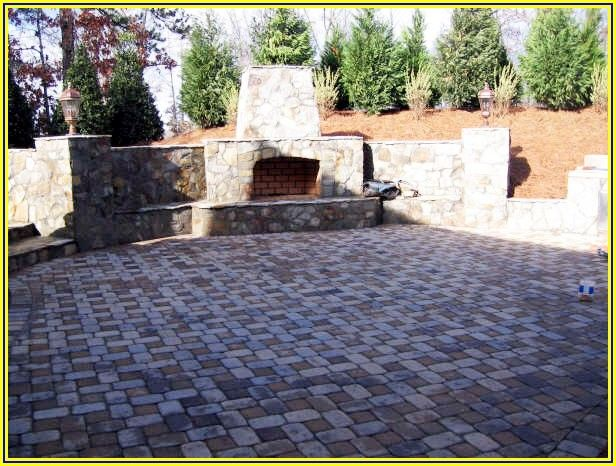 Patio Pavers Charlotte Nc
