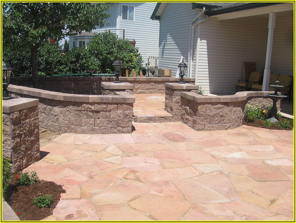 Patio Pavers Fort Collins