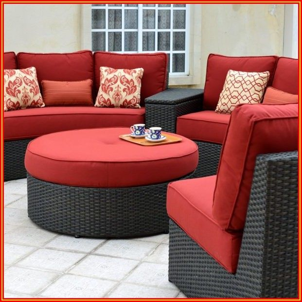 Patio Renaissance Del Mar Sectional