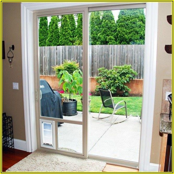 Patio Screen Door For Pets